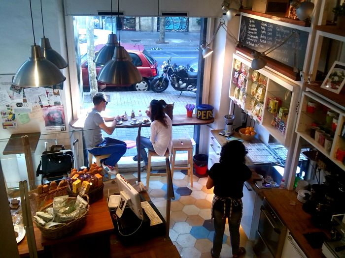 Cafetería Marti
