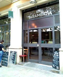 Entrada Bar Tarambana