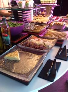 Barcelo Raval - comida
