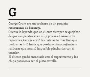 El crum - historia patatas