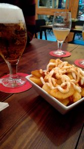 El Crum - patatas y cerveza