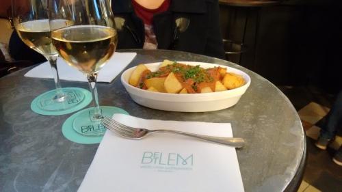 Patatas bravas del Betlem
