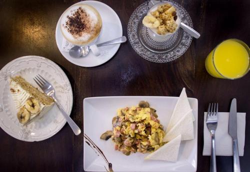 Giulietta café - brunchear