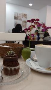 Giulietta Cafe - cupcake