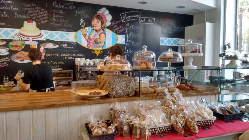 Giulietta Cafe - mostrador